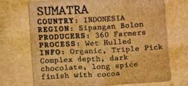 Sumatra – Sipangan Bolon